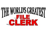 The World's Greatest File Clerk