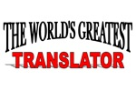 The World's Greatest Translator