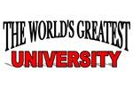 The World's Greatest University