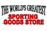 The World's Greatest Sporting Goods Store