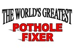 The World's Greatest Pothole Fixer