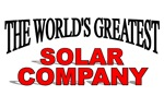 The World's Greatest Solar Company