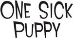 SICK PUPPY - DOG SHIRT