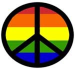 colors peace symbol