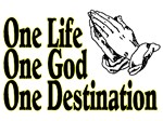 one life one god one destination 2