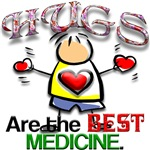 Hugs are the Best Medicine