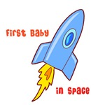 First Baby In Space