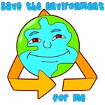 Save the Environment, for Me