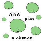 Give Peas a Chance - III