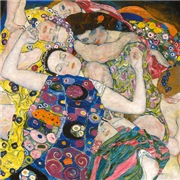 Klimt - The Virgin