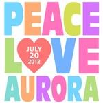 Peace Love Aurora