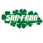 San Fran 4 Leaf Clover