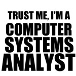 Trust Me, I'm A Computer Systems Analyst