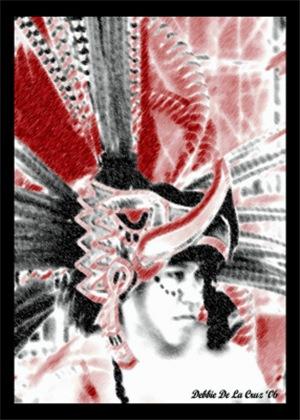 Azteca Eagle Warrior
