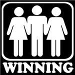 Winning Threesome