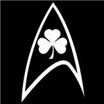 Irish Star Trek Shamrock