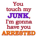 Touch my JUNK