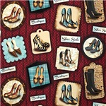 Cute Shoe Collage