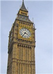 Big Ben Clock - London, England