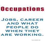 OCCUPATIONS: