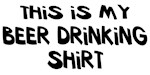 Beer Drinking Shirt