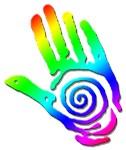 Rainbow Glyph