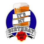 Birthday Beer Me