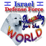 IDF Sheepdogs to the World