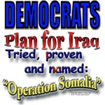 DEMOCRAT PLAN FOR IRAQ