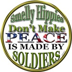 SOLDIERS MAKE PEACE