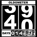 40th Birthday Oldometer