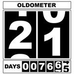 21st Birthday Oldometer
