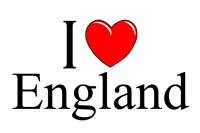 I Love England