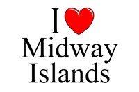 I Love Midway Islands