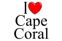I Love (Heart) Cape Coral, Florida