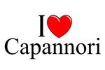 I Love (Heart) Capannori, Italy