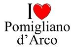 I Love (Heart) Pomigliano d'Arco, Italy