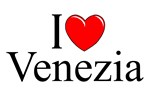 I Love (Heart) Venezia, Italy