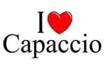 I Love (Heart) Capaccio, Italay