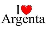 I Love (Heart) Argenta, italy