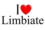 I Love (Heart) Limbiate, Italy