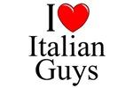 I Love (Heart) Italian Guys