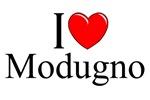 I Love (Heart) Modugno, Italy