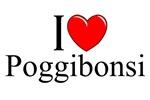 I Love (Heart) Poggibonsi, Italy