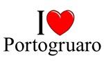 I Love (Heart) Portogruaro, Italy