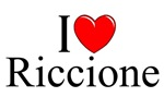 I Love (Heart) Riccione, Italy