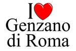I Love (Heart) Genzano di Roma, Italy