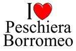 I Love (Heart) Peschiera Borromeo, Italy