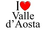 I Love (Heart) Valle d'Aosta, Italy