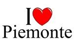 I Love (Heart) Piemonte, Italy